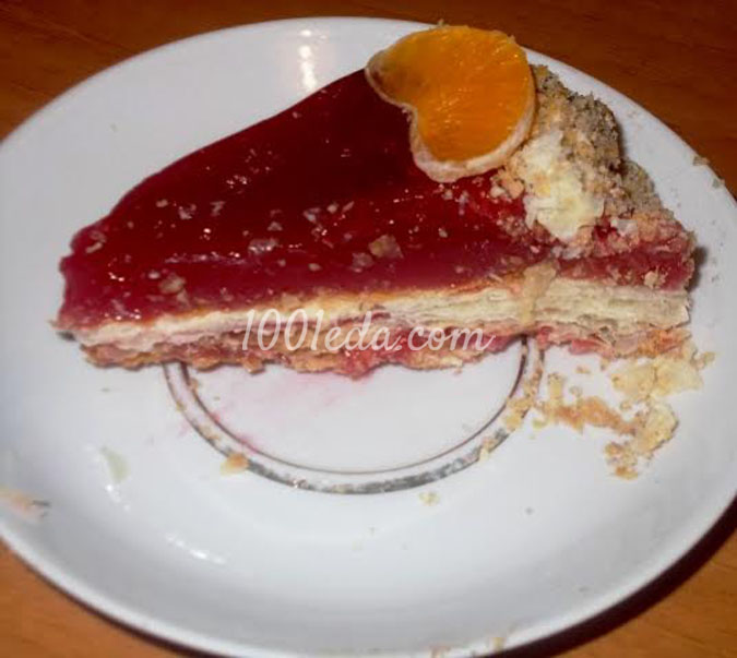 Слоёный торт Скромняшка
