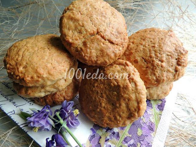 Печенье с 5 злаками к чаю