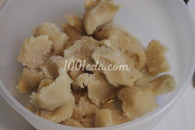 Миндальное печенье из марципана