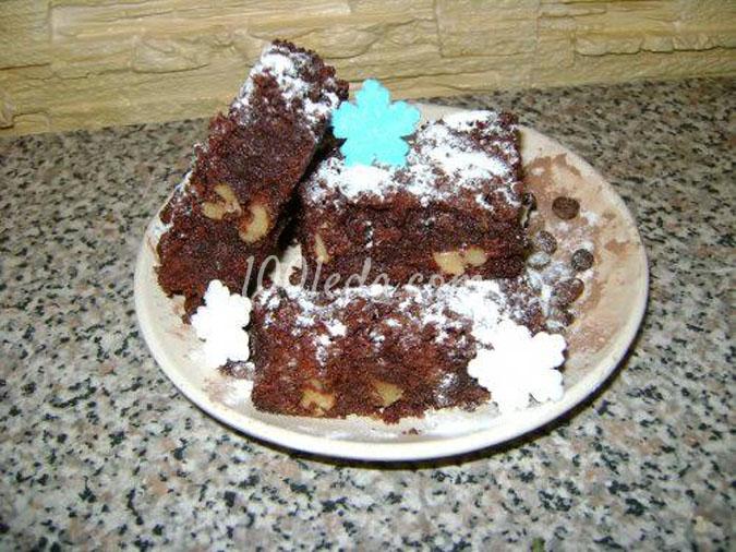 Брауни Сказочный: рецепт с пошаговым фото