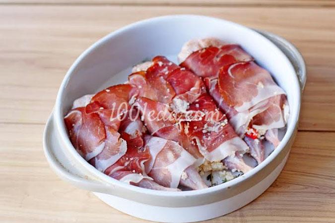 Перепела, фаршированные кускусом: рецепт с пошаговым фото