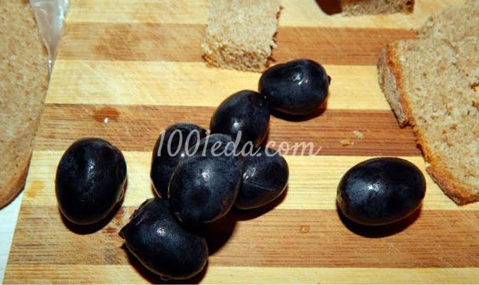 Канапе с сюрпризом: рецепт с пошаговым фото