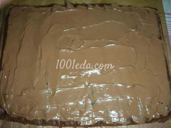 Очень шоколадный рулет: рецепт с пошаговым фото