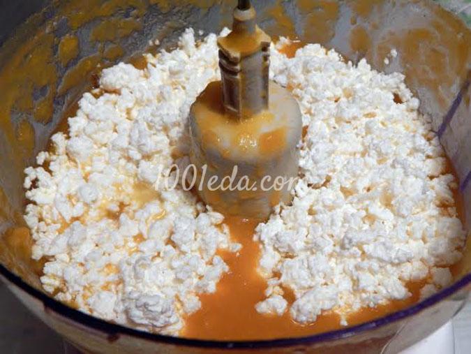 Тыквенно-творожное суфле: рецепт с пошаговым фото