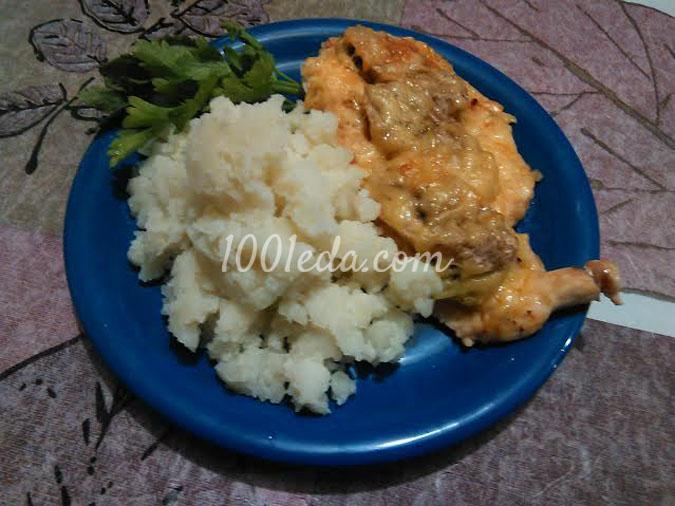 Куриная грудка под экзотической шубкой: рецепт с пошаговым фото