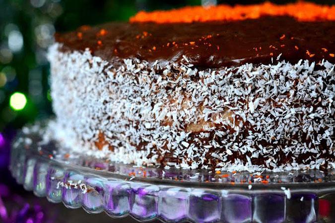 Шоколадный торт с банановым суфле: рецепт с пошаговым фото