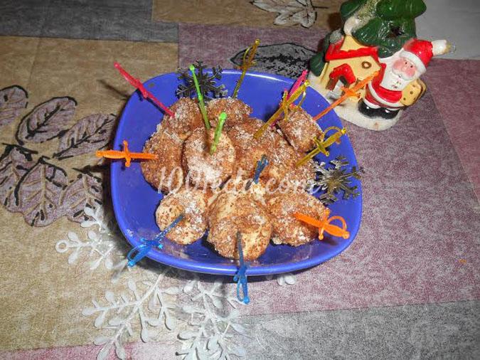 Шоколадно-банановый десерт: рецепт с пошаговым фото