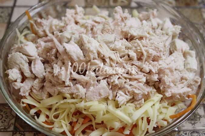 Закуска из лаваша с морковью по-корейски: рецепт с пошаговым фото