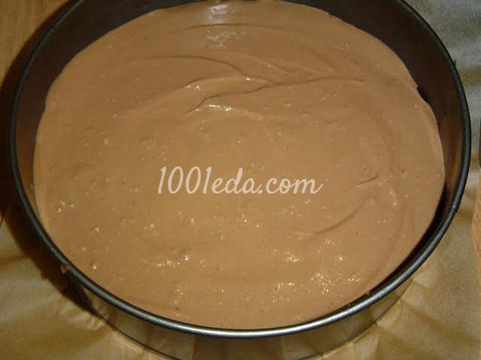 Шоколадный чизкейк Рождественская ночь: рецепт с пошаговым фото