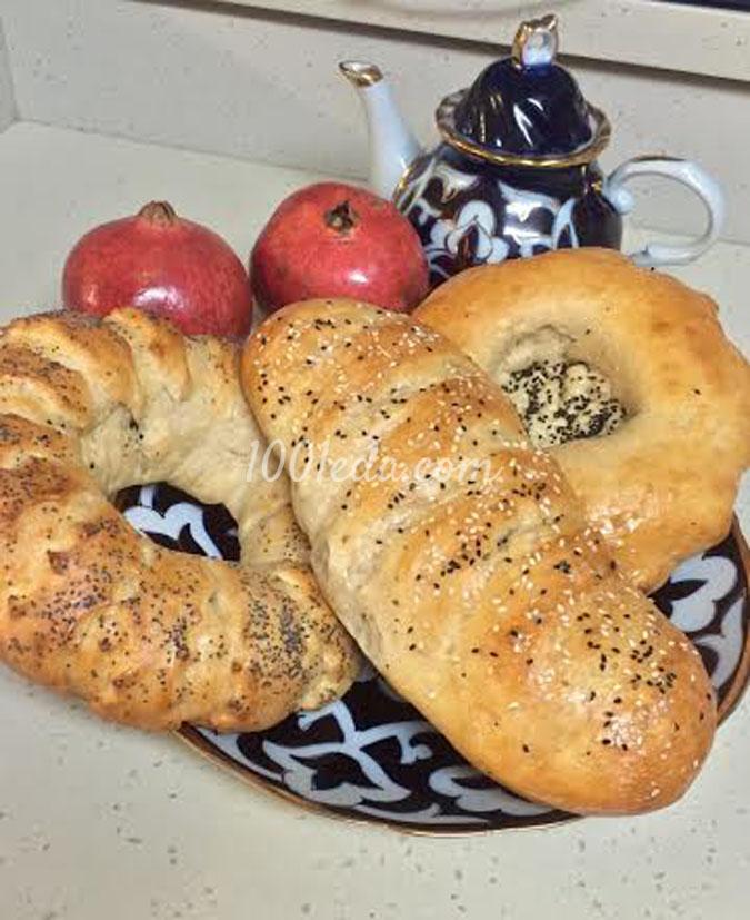 Солнечный хлеб патыр