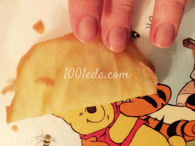 Печенье с предсказаниями: рецепт с пошаговым фото