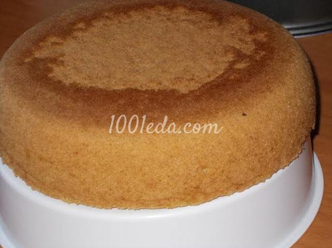 Тортик для Второй половинки: рецепт с пошаговым фото