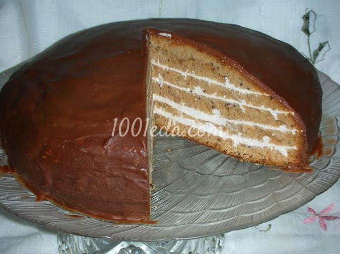 Торт Смородинка: рецепт с пошаговым фото