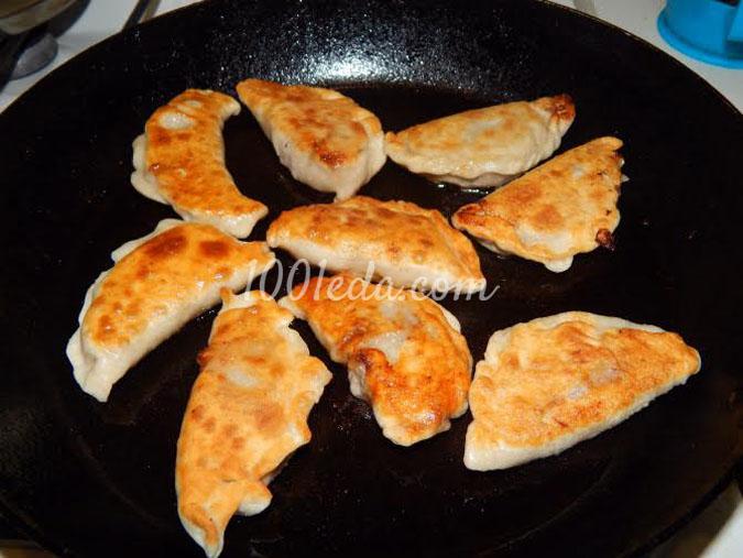 Посикунчики, или уральские пирожки: рецепт с пошаговым фото