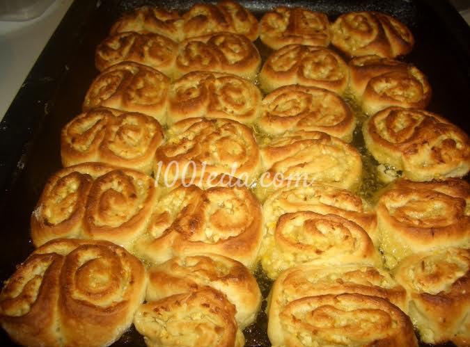 """Печенье """"Лимоны"""" – кулинарный рецепт"""