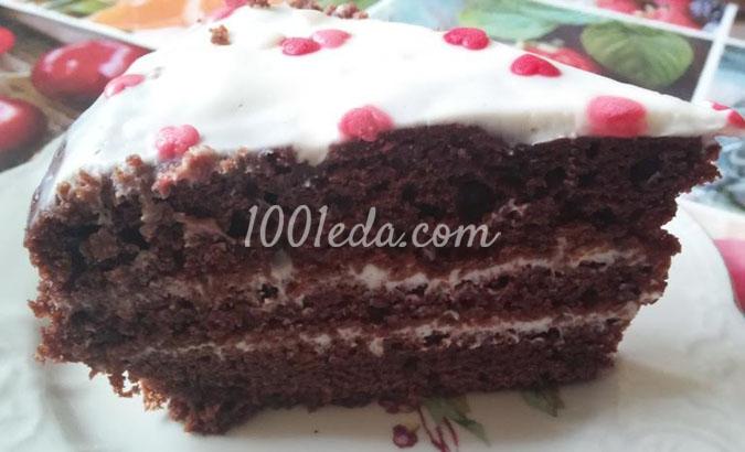 Торт Для любимого в мультиварке