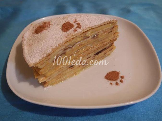 Блинные торты как сделать 179