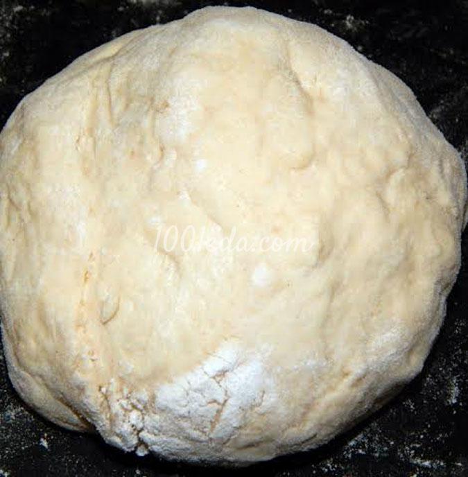 Булочки Аболитис с яблочным повидлом и штрейзелем: рецепт с пошаговым фото
