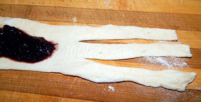 Булочки с черемухой: рецепт с пошаговым фото