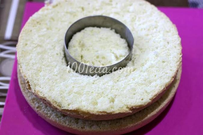 Торт Сюрприз в мультиварке: рецепт с пошаговым фото