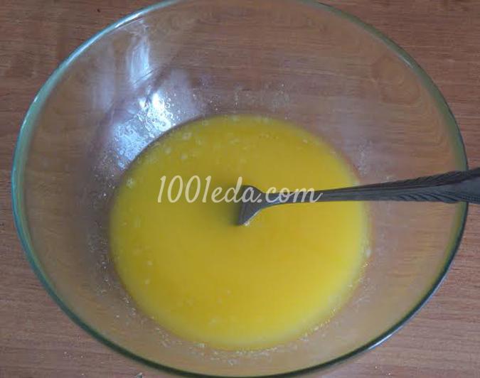 Песочное печенье с яблочным повидлом: рецепт с пошаговым фото