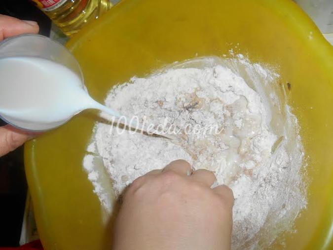 Булочки-Бабочки: рецепт с пошаговым фото