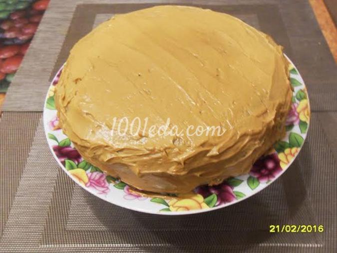Торт Семейный: рецепт с пошаговым фото