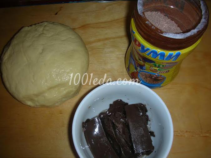 Творожная витушка: рецепт с пошаговым фото