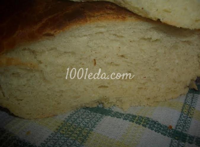 Манный хлеб: рецепт с пошаговым фото