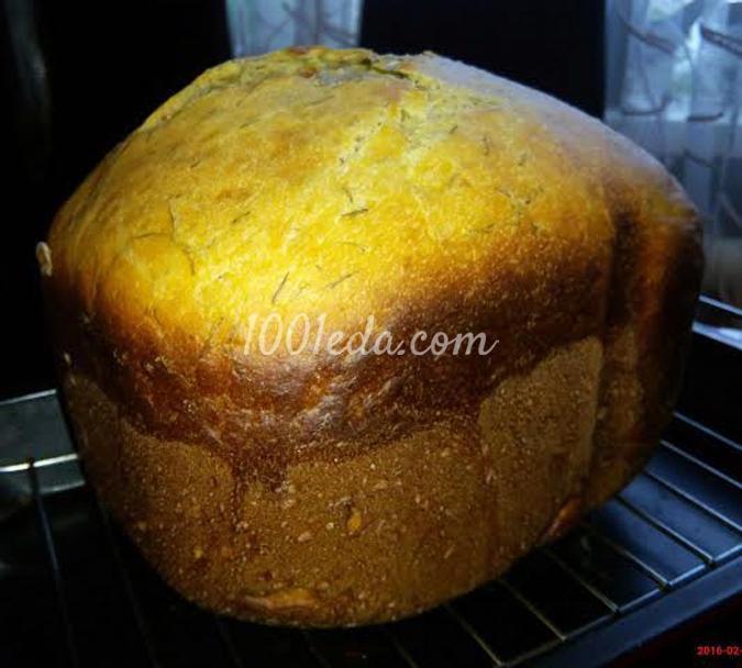 Хлеб творожно-горчичный с зеленью: рецепт с пошаговым фото