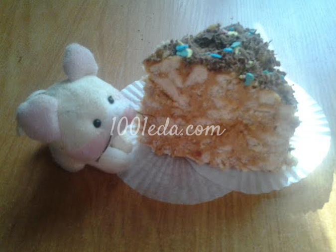 Торт Мышкина радость