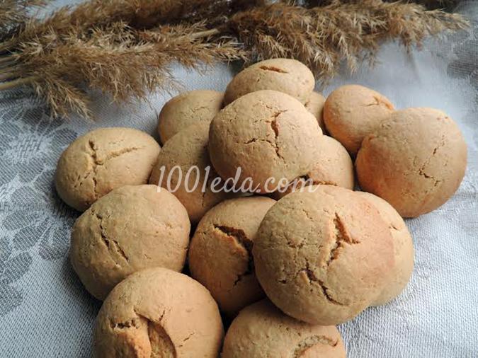 Овсяное печенье: рецепт с пошаговым фото