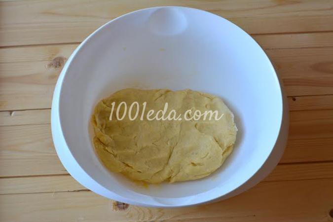 Печенье с кудряшками: рецепт с пошаговым фото