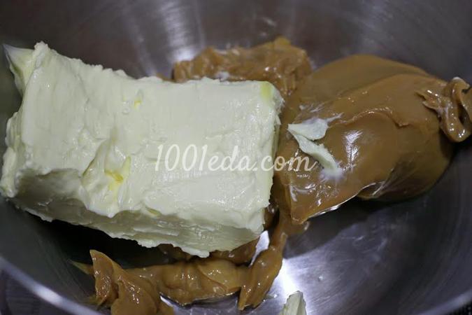 Торт с кремом из сгущеного молока в мультиварке: рецепт с пошаговым фото