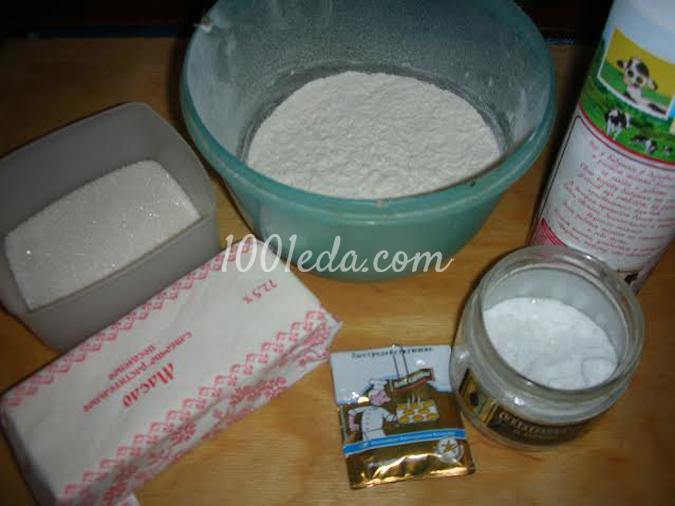 Мои краффины: рецепт с пошаговым фото
