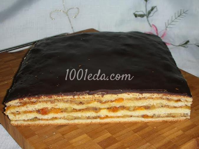 Пирог Жербо: рецепт с пошаговым фото