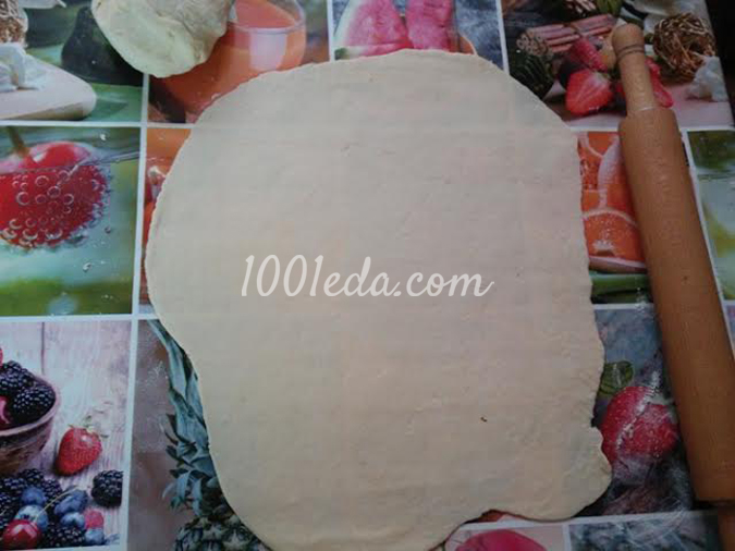 Бармак орехами и черносливом: рецепт с пошаговым фото