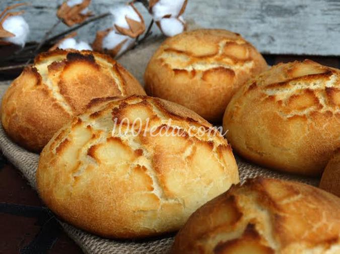 Тигровые булочки: рецепт с пошаговым фото