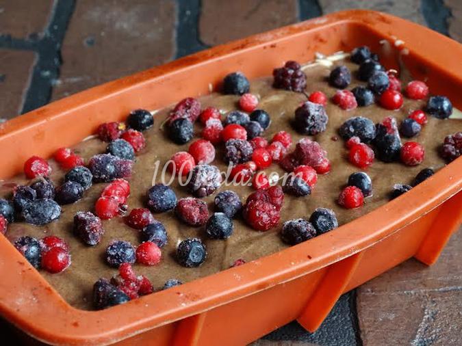 Трехслойный творожно-пудинговый кекс: рецепт с пошаговым фото