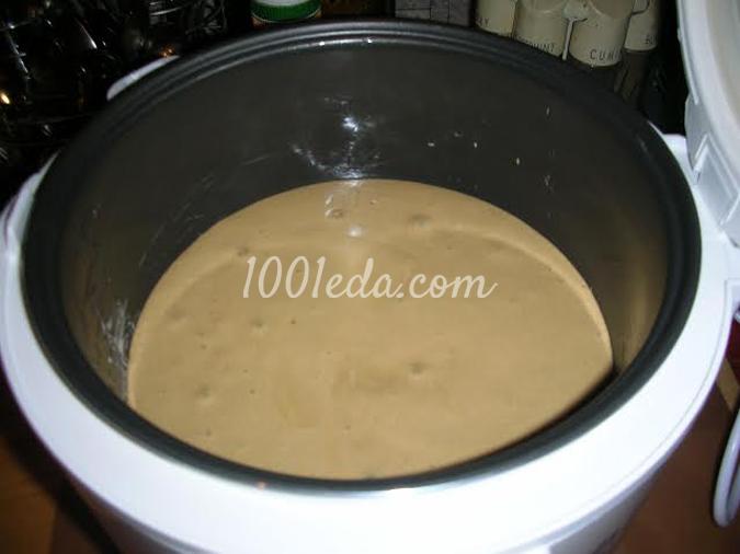 Кофейный торт в мультиварке: рецепт с пошаговым фото