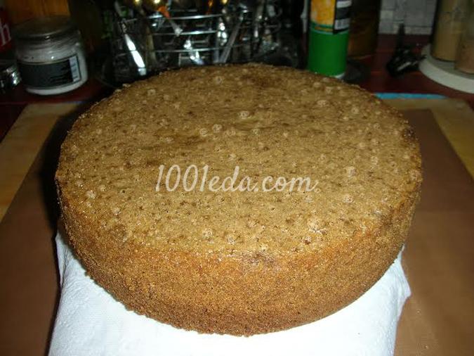Торт кофейный рецепт с фото в мультиварке