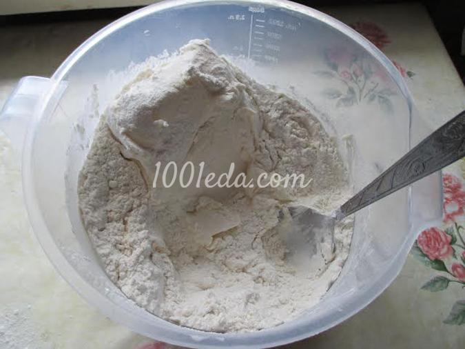 Быстрое печенье: рецепт с пошаговым фото