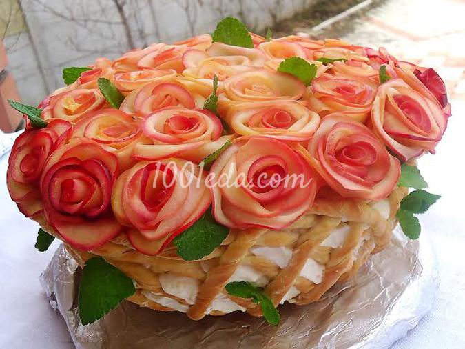 Торт Праздничный: рецепт с пошаговым фото