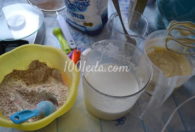 Кекс Зебра навсегда: рецепт с пошаговым фото
