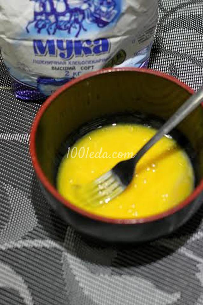 Торт с фруктами и взбитыми сливками в мультиварке: рецепт с пошаговым фото