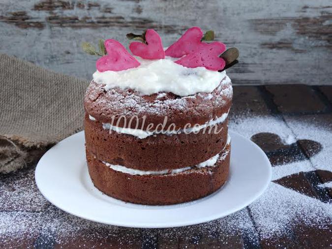 Свекольно-шоколадный торт: рецепт с пошаговым фото