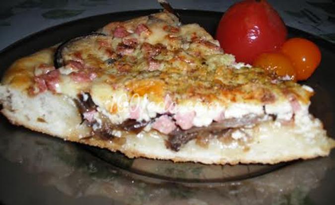 Пицца для большой компании И к обеду, и впрок: рецепт с пошаговым фото