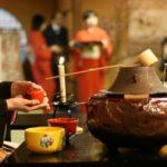 Японская чайная церемония.