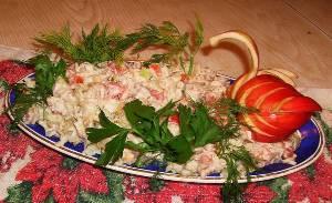 Салат из отварной рыбы Дания /></a> </div>  </div><br /> <div style=