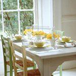 Фото сервировки стола к завтраку: свежесть и простота